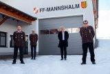 Die Feuerwehr Mannshalm hat gewählt!